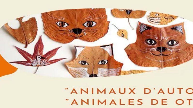 Protégé: Exposition virtuelle «Animaux d'automne»  par les CP du lycée Claude Gay d'Osorno