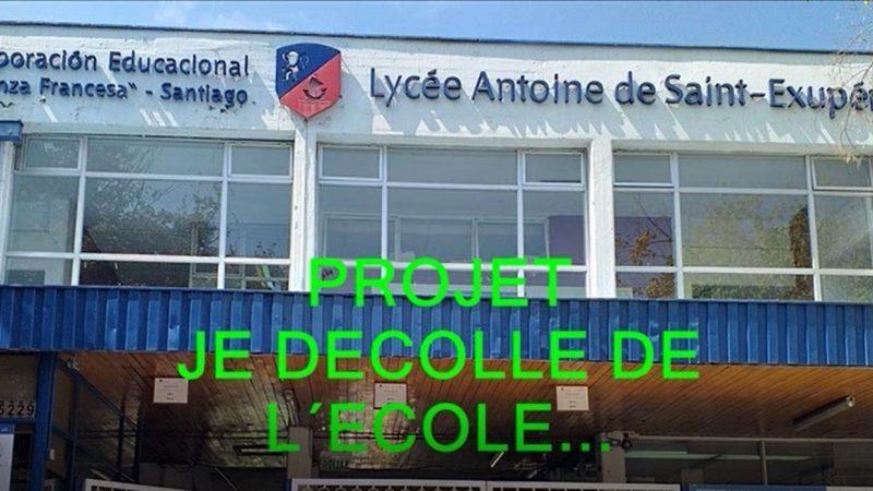 Protégé: Dis moi 10 mots… Des élèves de maternelle du Lycée St Exupéry s'envolent…